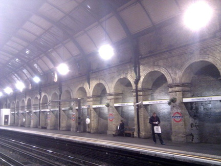 Notting Hill Gate Station