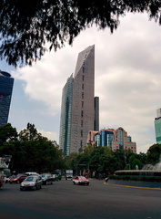 Torre Mayor & Reforma